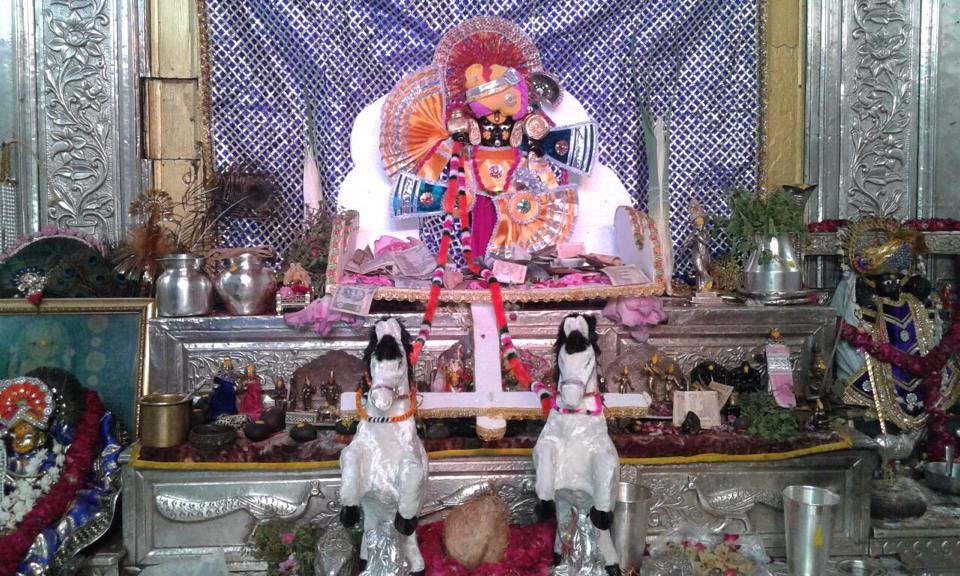 श्री सांवरिया जी मंदिर मण्डपिया